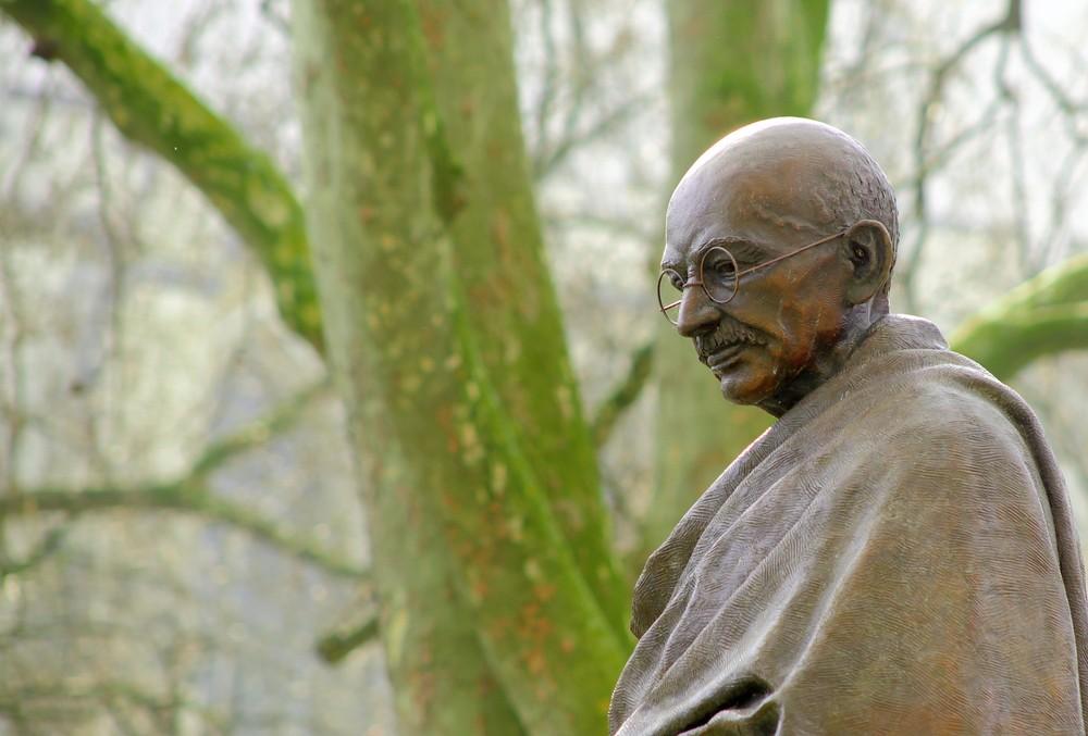 Махатма Ганди Индия Малави Африка протесты