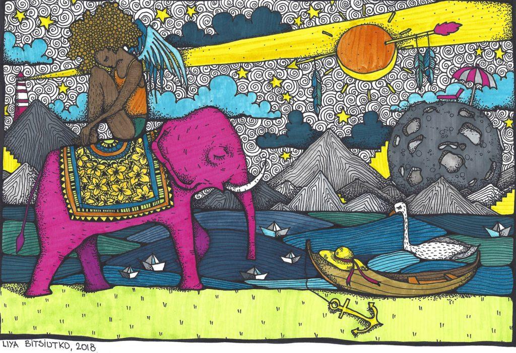 Письма из Африки Айнура Абсеметова Малави ООН пророк Африка