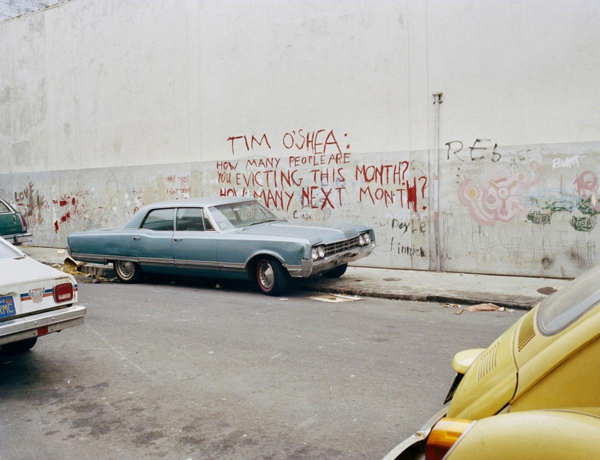 80-е в Сан-Франциско: уличные художники и клерки района SoMa