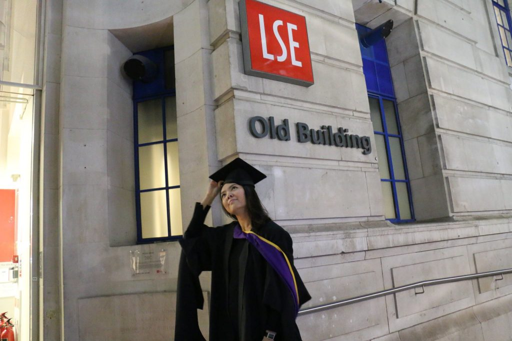 Лондонская школа экономики выпуск Лондон