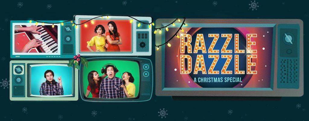 KELT Razzle Dazzle Christmas Special спектакль Алматы Достык Плаза