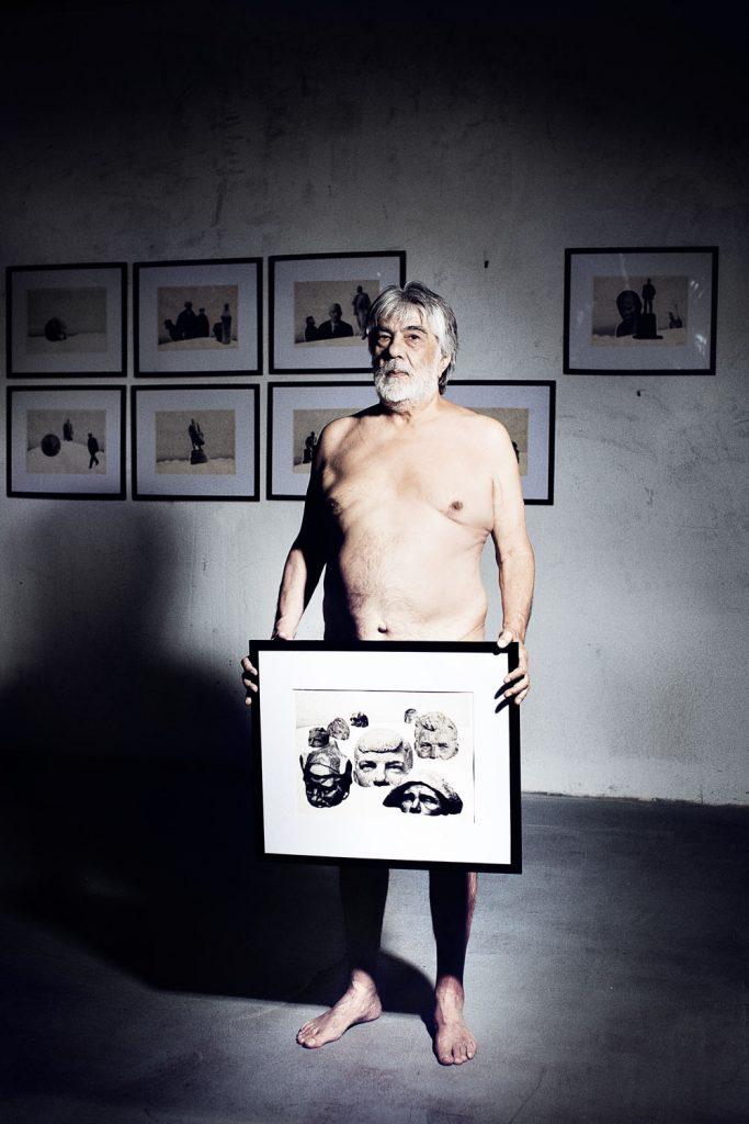 Вячеслав Ахунов правила жизни Алматы искусство
