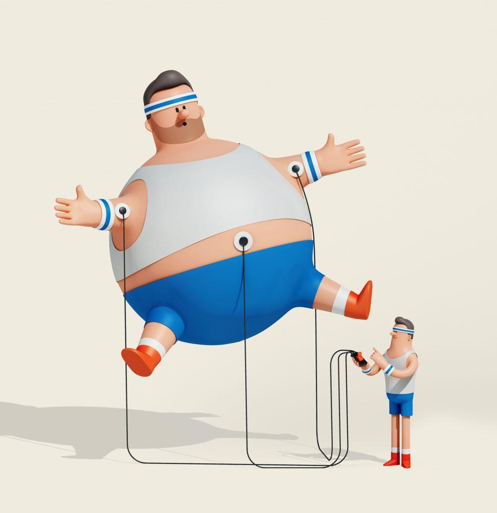 Ученые изобрели подкожный имплантат для похудения