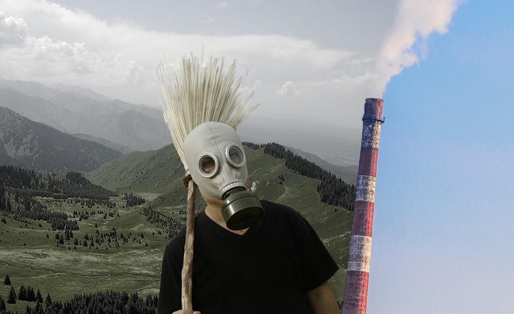 Алматинец проиграл суд по делу о смоге