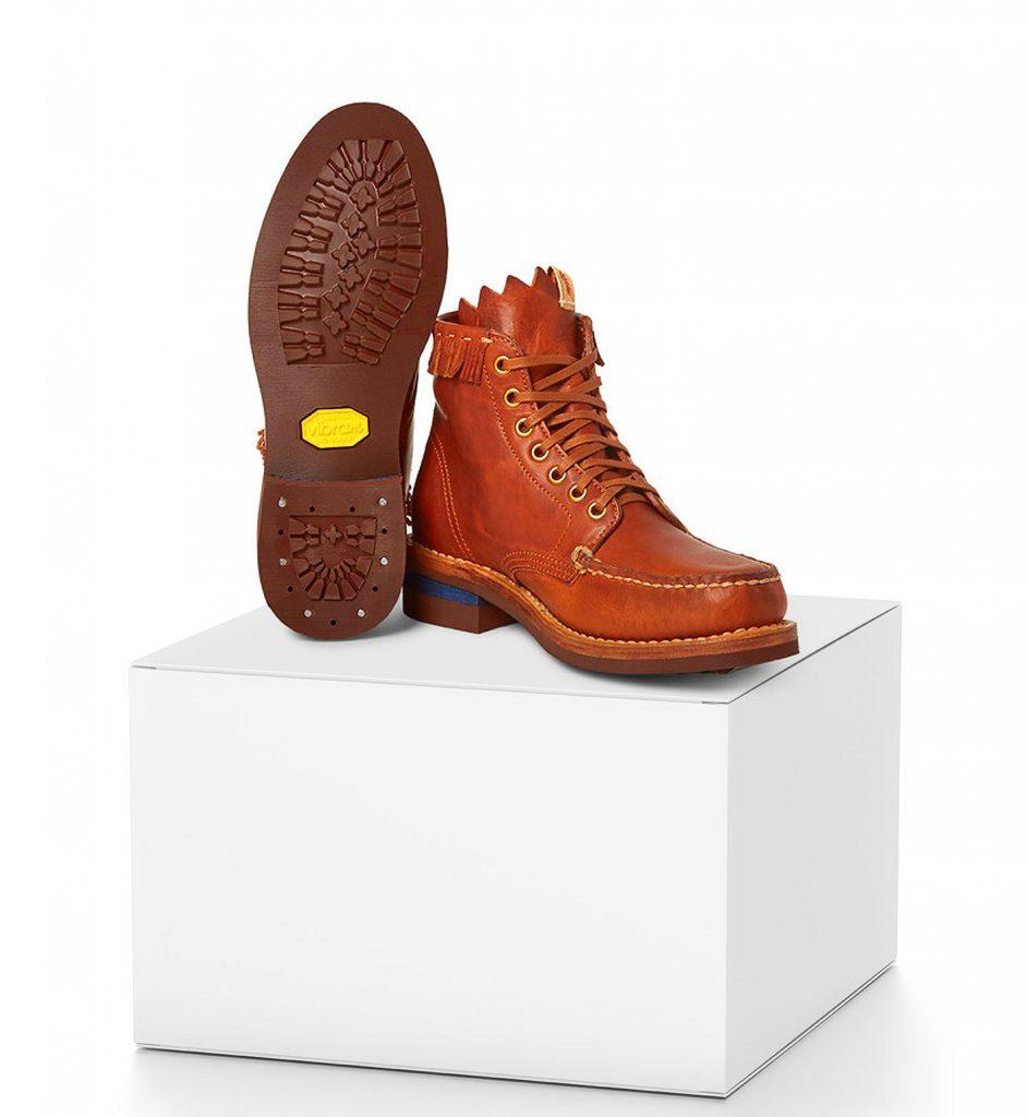 что можно подарить visvim ботинки обувь подарки декабрь январь