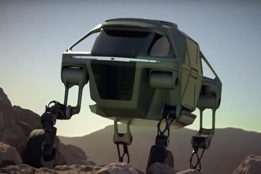 Hyundai Elevate машина