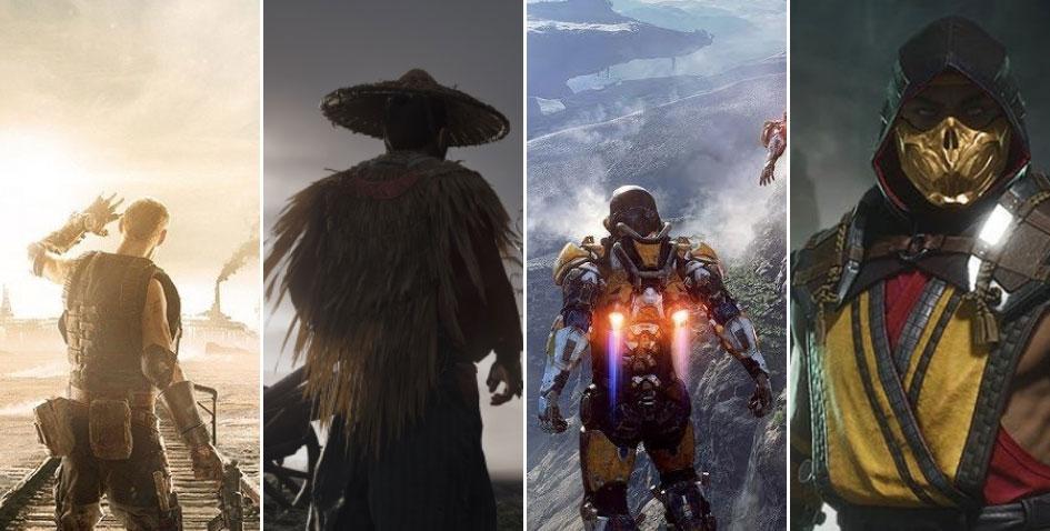 15 самых ожидаемых видеоигр 2019 года