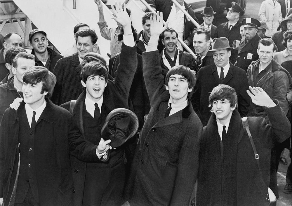 The Beatles Let it Be документальный фильм история