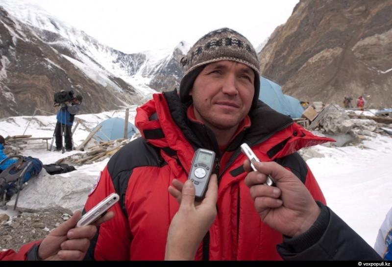 Василий Пивцов альпинизм K2 экспедиция восьмитысячник