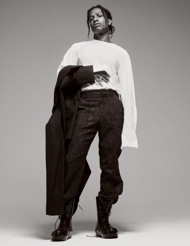 Эйсап Рокки A$AP ROCKY рэп музыка