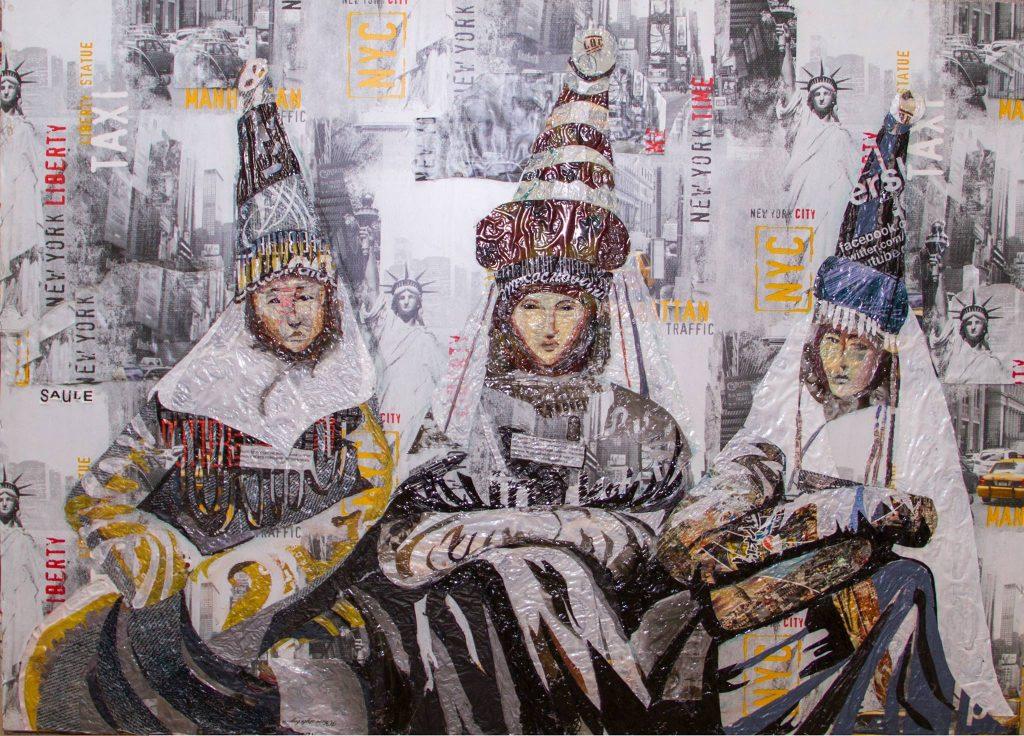 Фокус Казахстан современное искусство Рухани жангыру