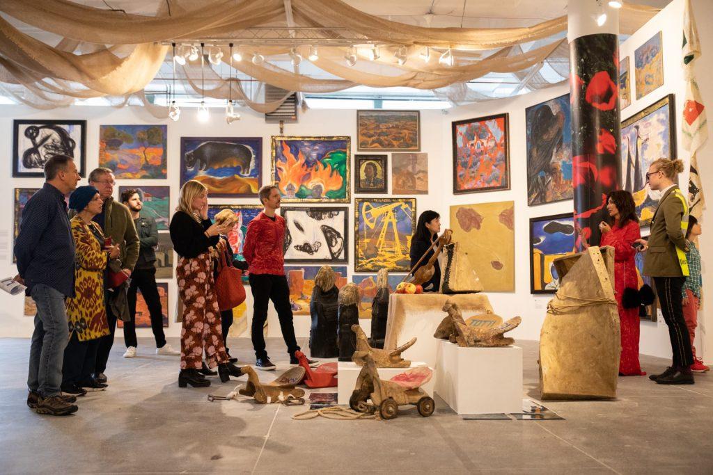 Фокус Казахстан Роза Абенова современное искусство Рухани жангыру