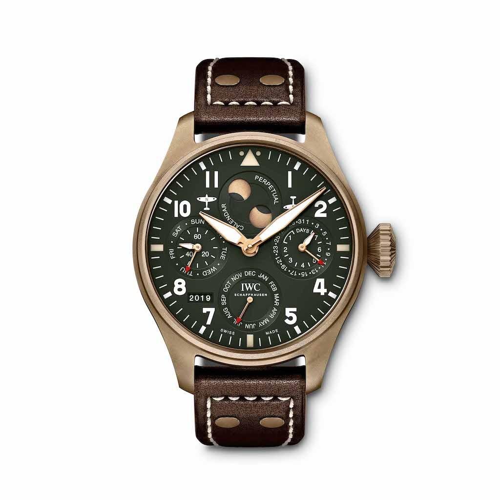IWC Spitfire SIHH 2019 часы новинки