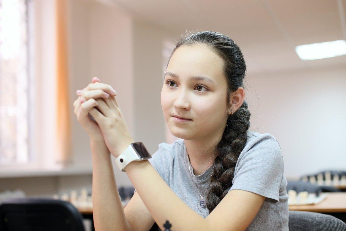 Жансая Абдумалик возглавила мировые рейтинги шахматисток до 20 лет