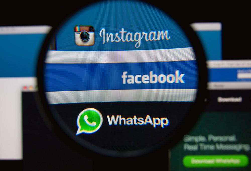 Facebook объединит переписки в WhatsApp, Instagram и Messenger