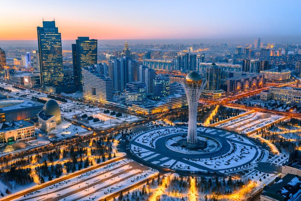 Казахстан - авторитарное государство