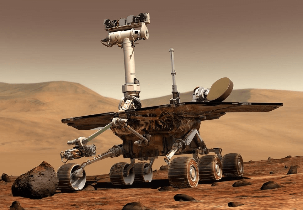 #thanksOppy Opportunity марсоход прощание Марс