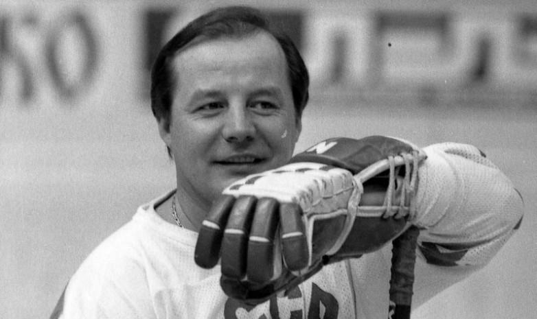 Борис Александров Зал славы хоккей СССР Казахстан Усть-Каменогорск спорт