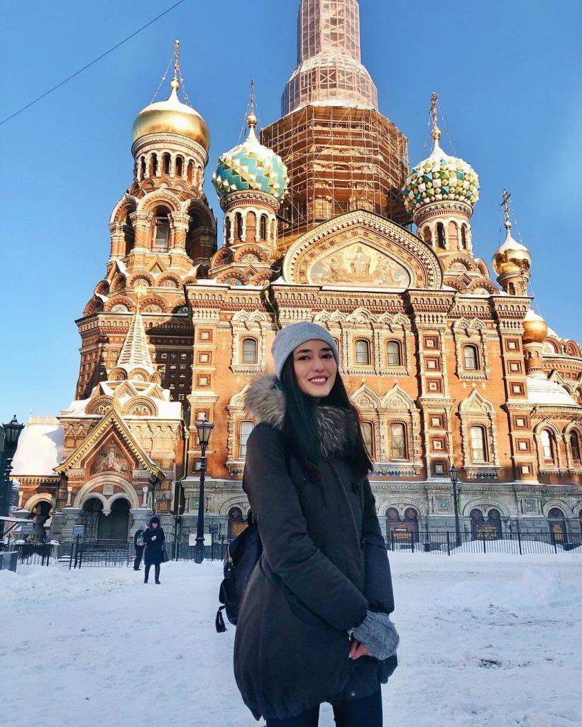Динара Бактыбаева актриса Санкт-Петербург пробы