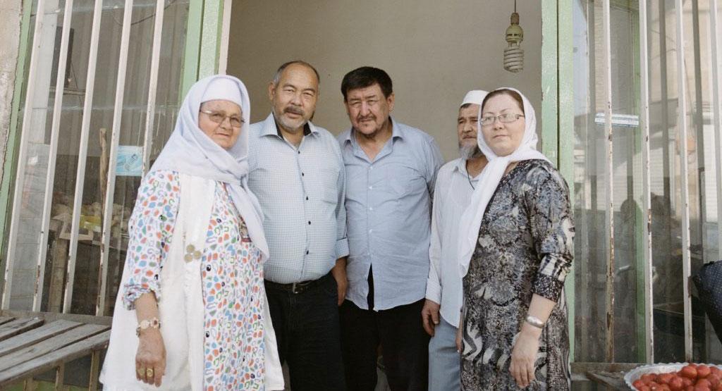 Канат Бейсекеев презентовал фильм о казахах в Иране