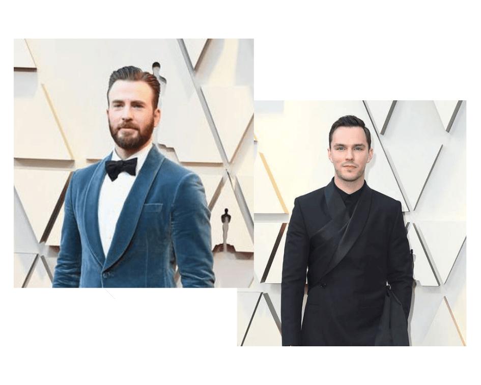 Лучшие мужские образы с церемонии «Оскар-2019»