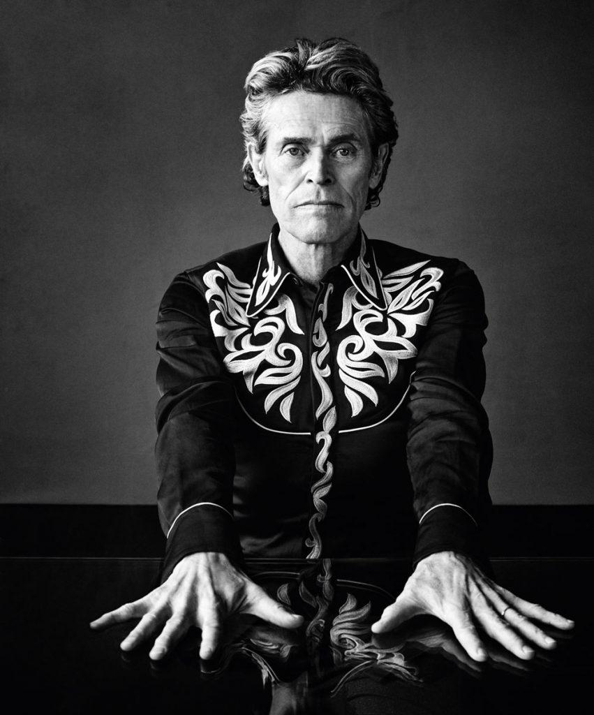 Уиллем Дефо актер Голливуд США Ван Гог проект Флорида лицо с обложки