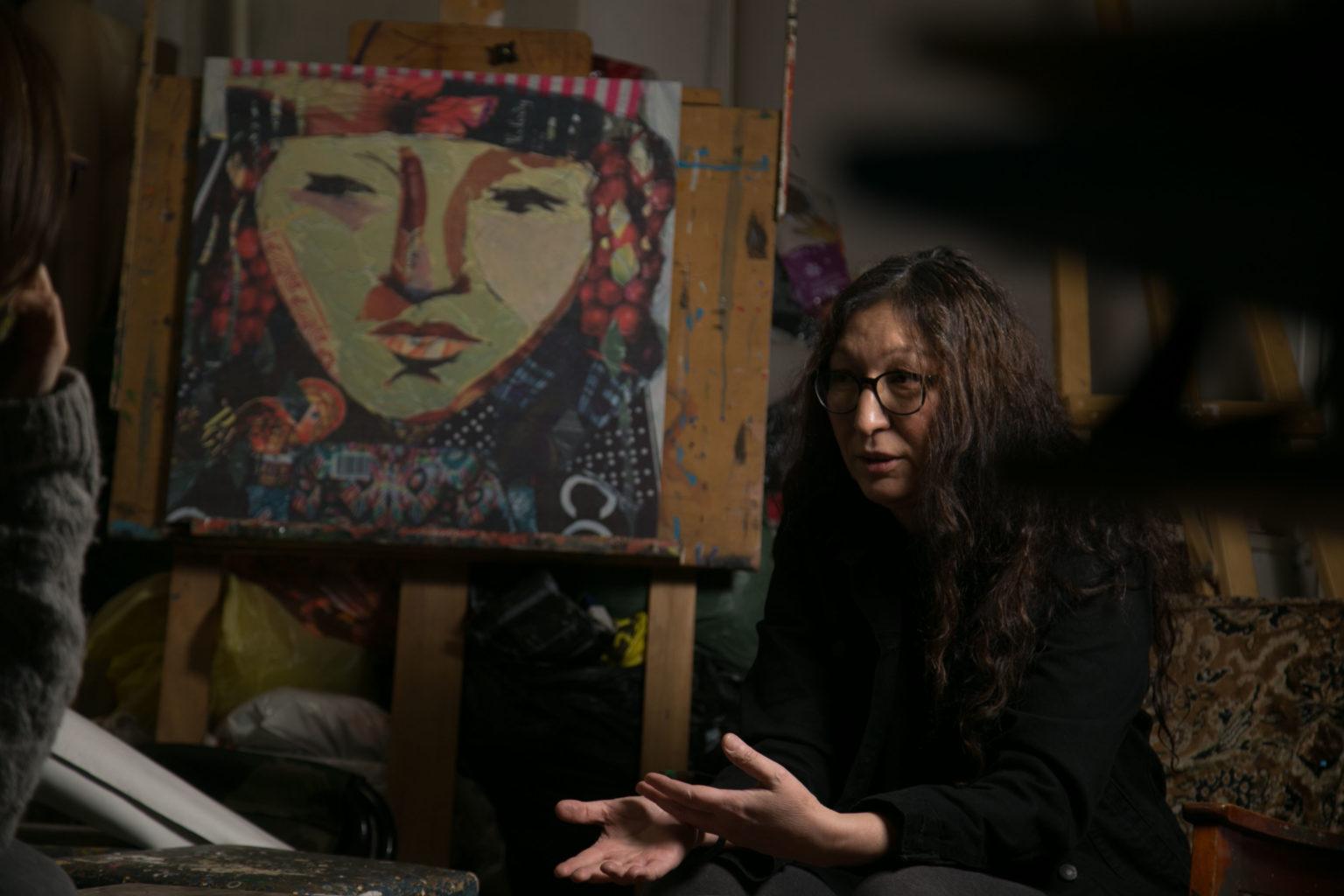 Сауле Сулейменова: «В современном искусстве Казахстана большинство – женщины»