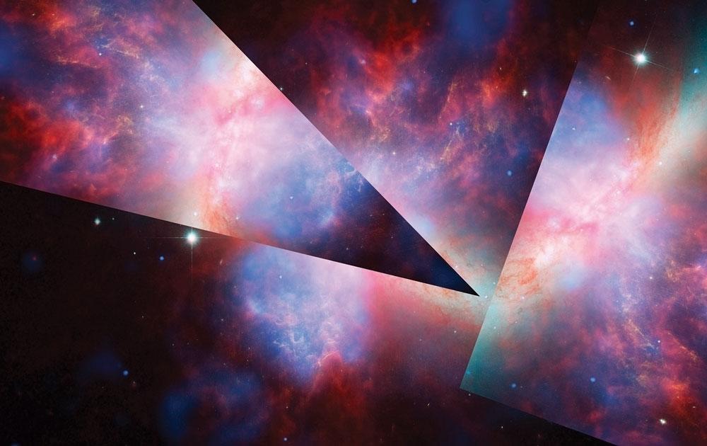 война в открытом космосе 2019 США
