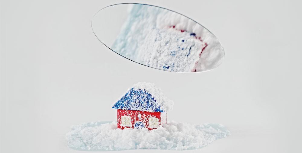 станция Восток Южный полюс Антарктида холод зима