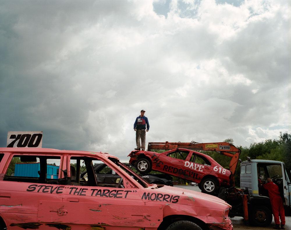 Фотопроект «Машинная возня»