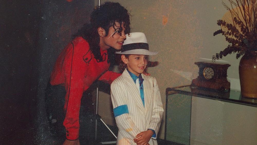Майкл Джексон и педофилия
