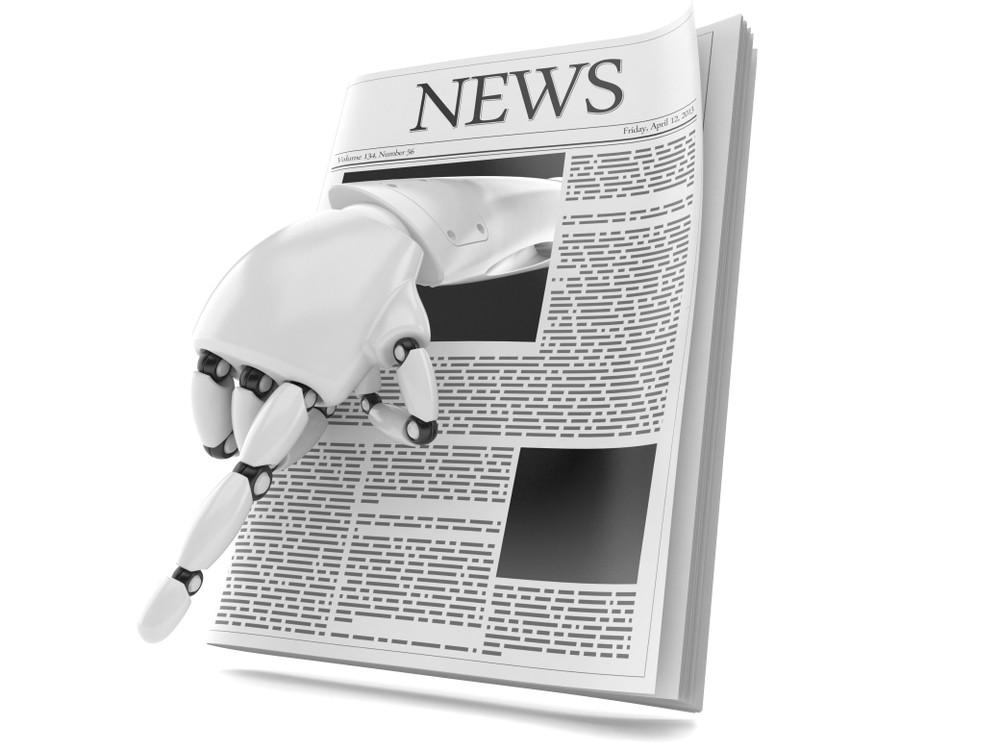 новость написанная роботом ReporterMate Австралия Guardian