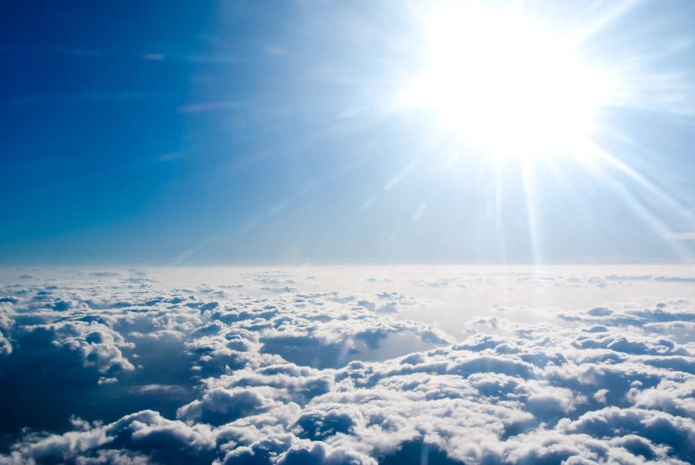 исчезнуть облака углекислый газ катастрофа глобальное потепление перенагревание Земля атмосфера