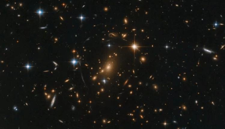 NASA превратила снимок космоса в музыку