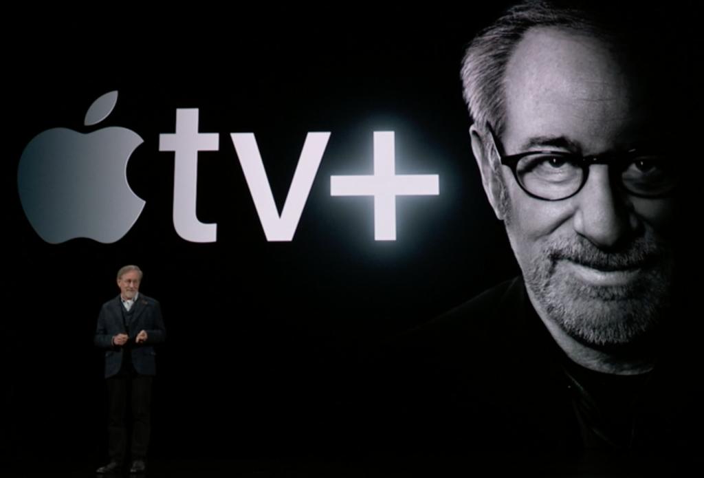 Стивен Спилберг режиссер США Голливуд сериал Удивительные истории Apple TV+