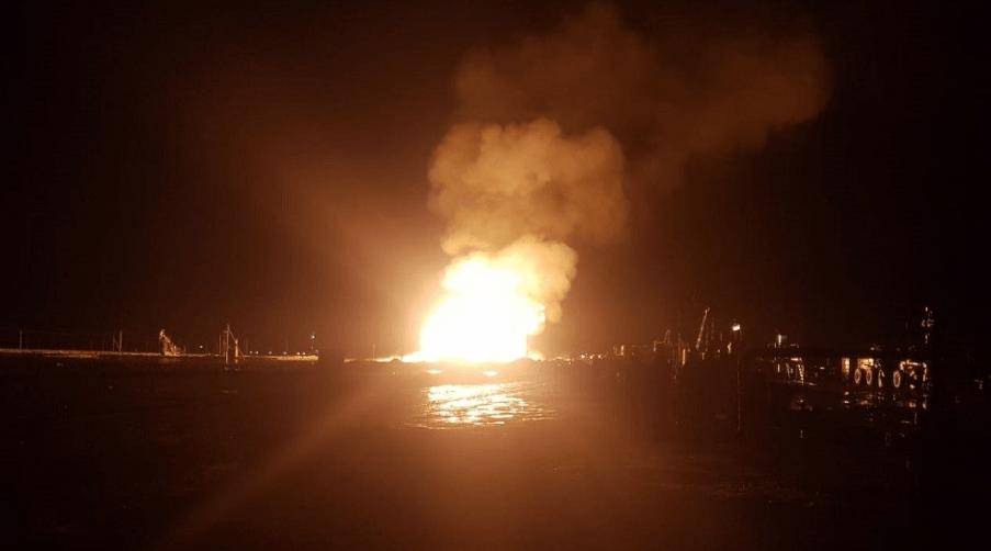 Каламкас месторождение газ нефть Казахстан Атырау Каспийское море ЧП экологическая катастрофа