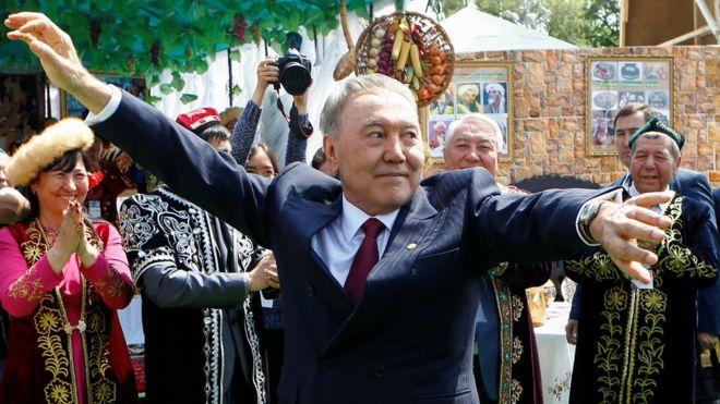 7 громких предложений Нурсултана Назарбаева