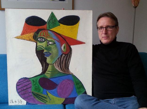 Найден украденный портрет работы Пикассо