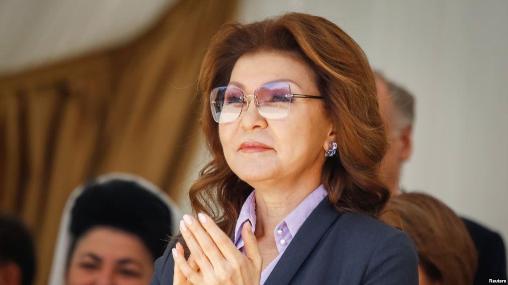 Дарига Назарбаева спикер Сената Парламент РК Казахстан Нурсултан Назарбаев Касым-Жомарт Токаев Президент РК
