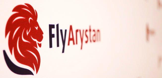 авиалиния лоукостер авиакомпания билеты FlyArystan Эйр Астана