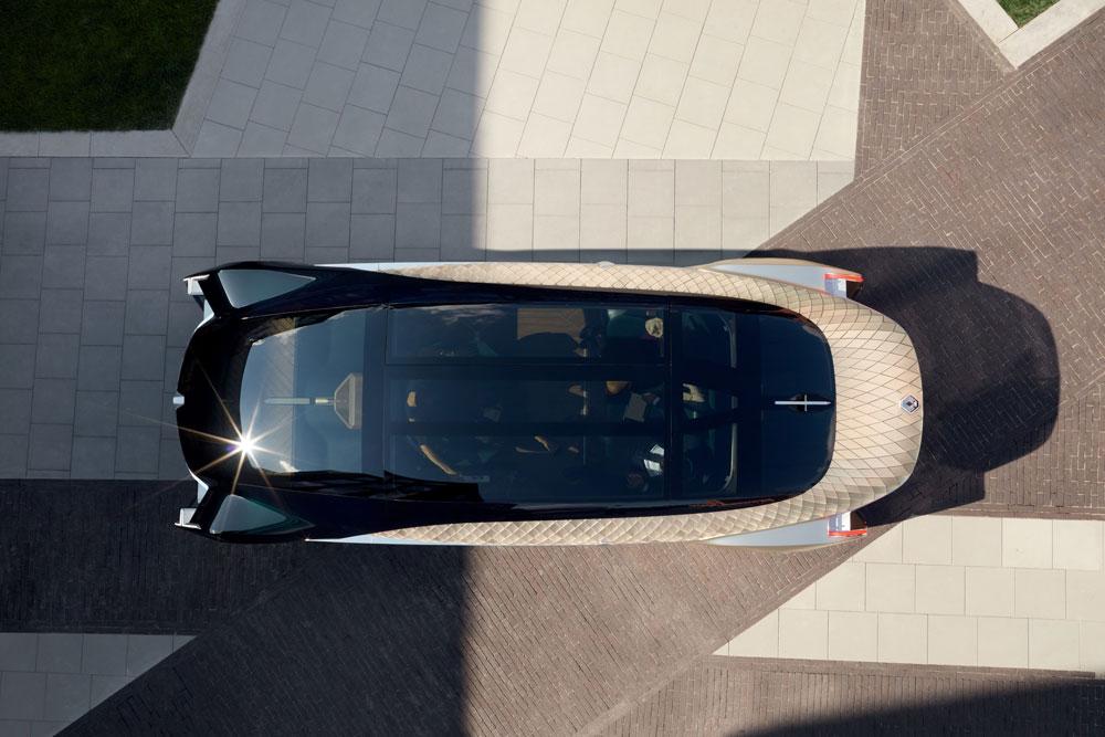 Renault EZ Ultimo машина автомобиль авто дизайн техника