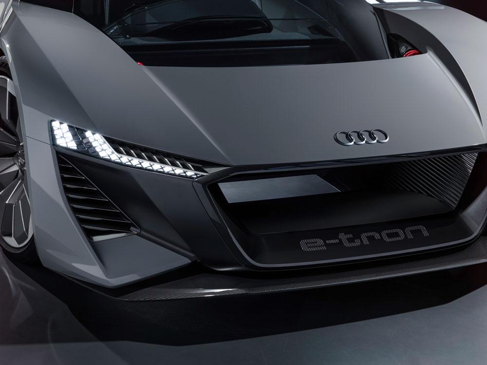 Audi PB18 e-tron машина автомобиль авто дизайн техника автомобили