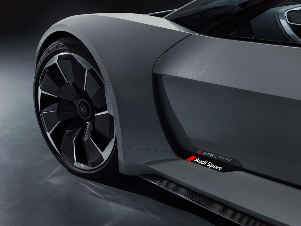 Audi PB18 e-tron машина автомобиль авто дизайн техника