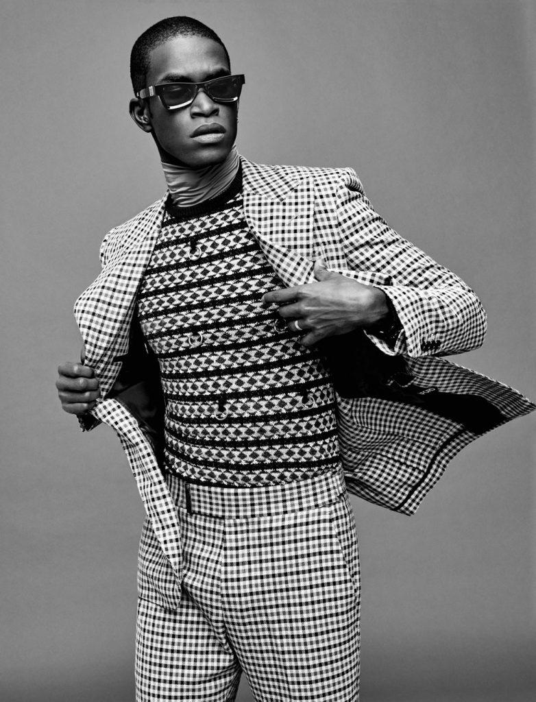 костюм мода 2019 Esquire