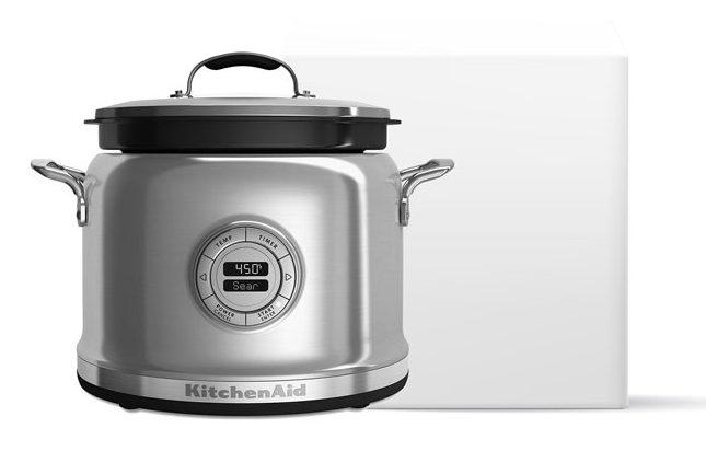 KitchenAid KMC4241SS мультиповар подарки март праздники