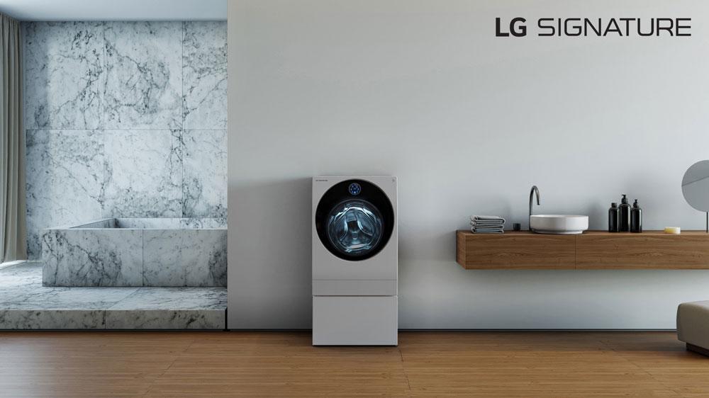 LG Signature технологии бренд инновации