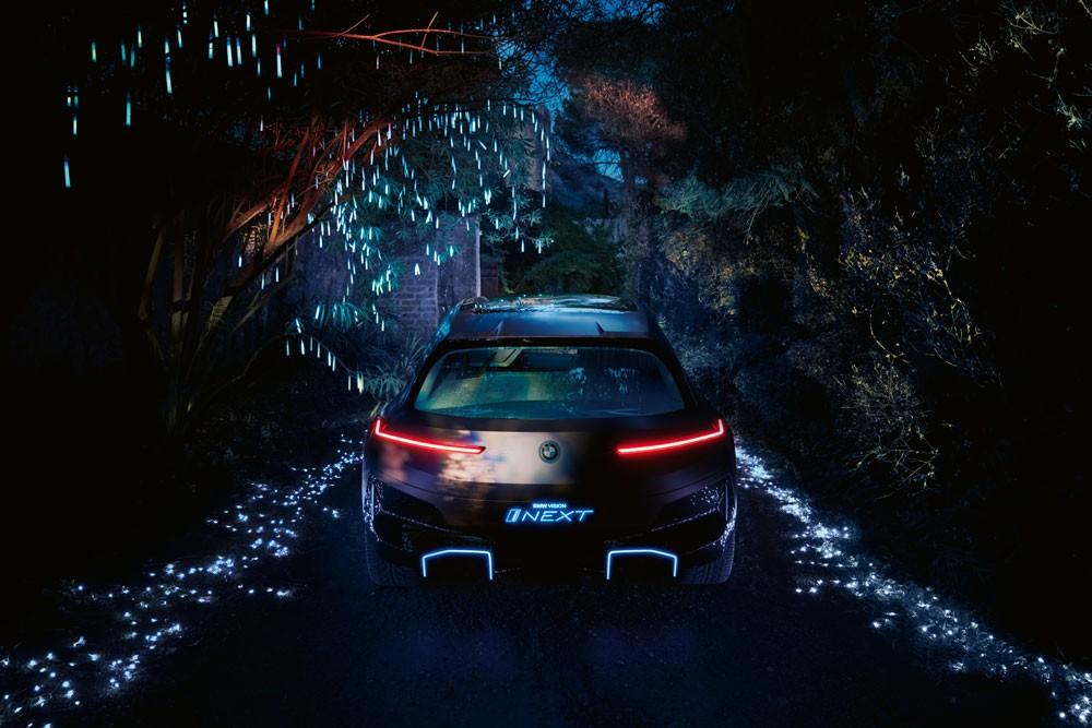 BMW Vision INext машина автомобиль авто дизайн техника
