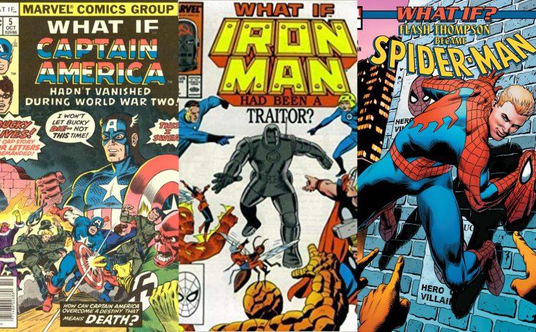 Альтернативную историю Marvel покажут в сериале «Что если?»