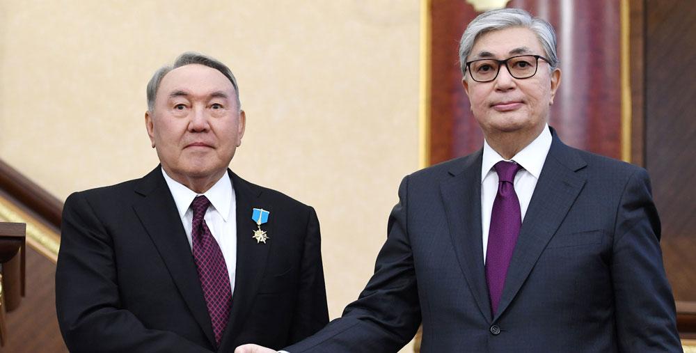 Касым-Жомарт Токаев стал президентом Республики Казахстан