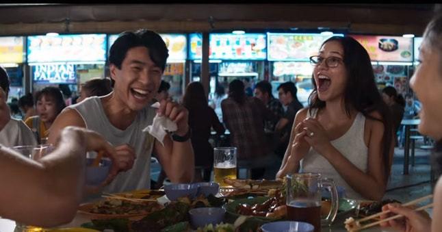 Хокер-центр Сингапур путешествия Азия Безумно богатые азиаты